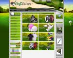 Golfdriver.sk - eshop s golfovými potrebami
